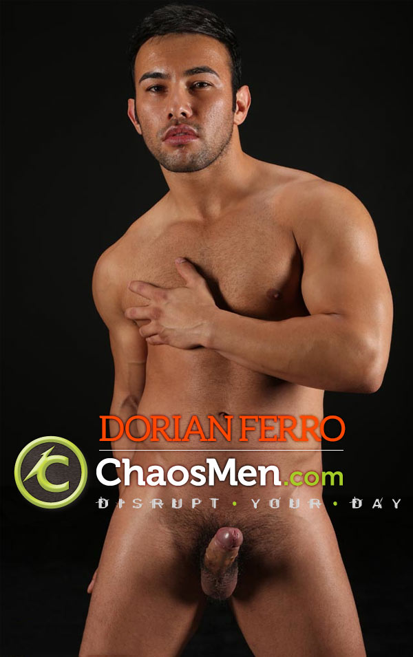 Dorian Ferro at ChaosMen