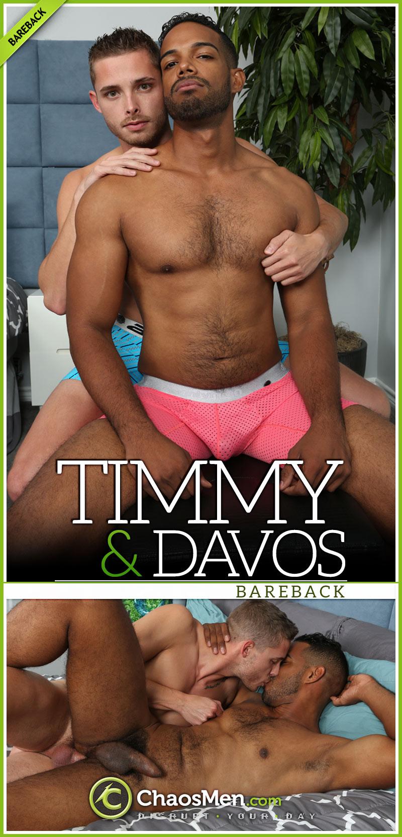Timmy Fucks Davos (Bareback)
