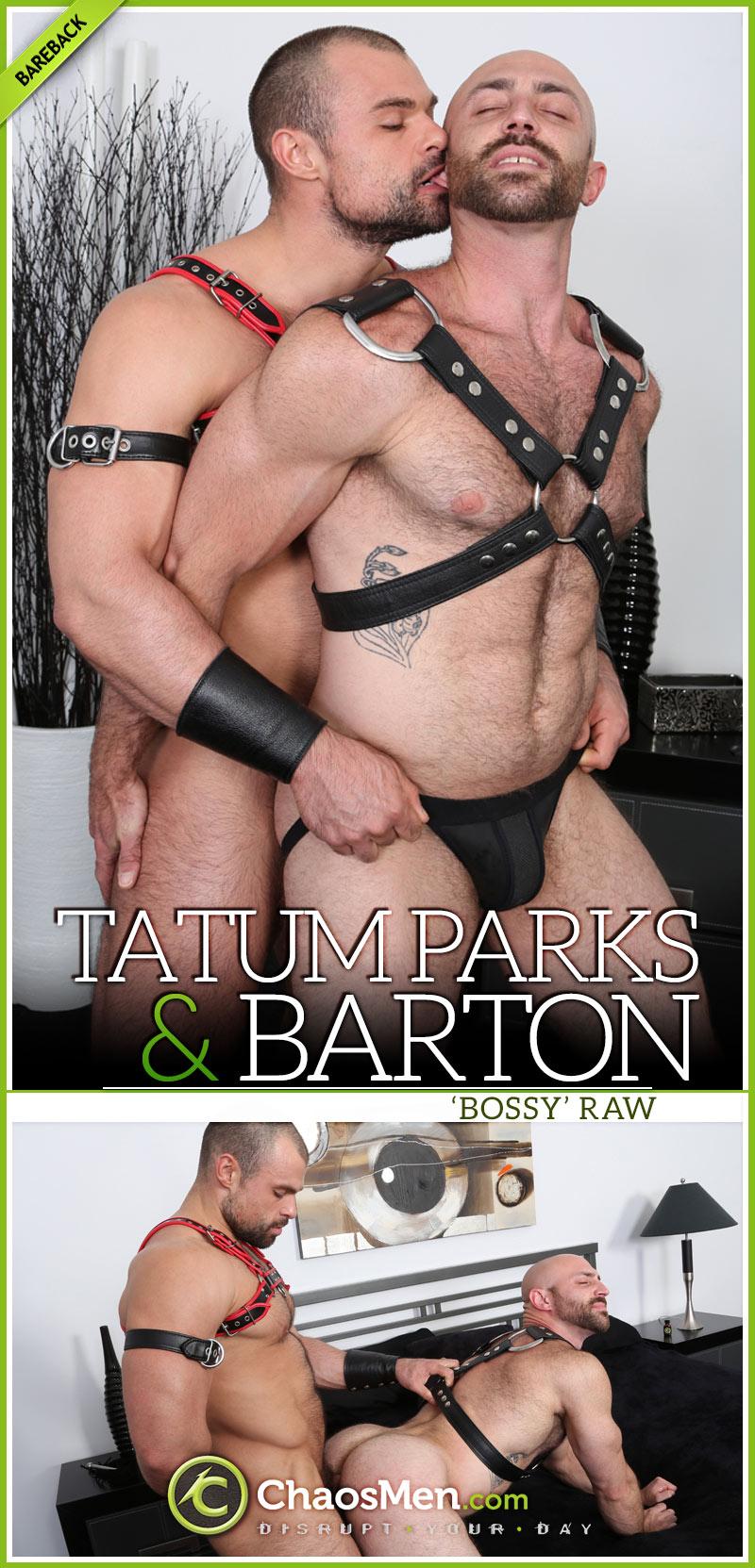 Tatum Parks & Barton Bossy RAW at ChaosMen