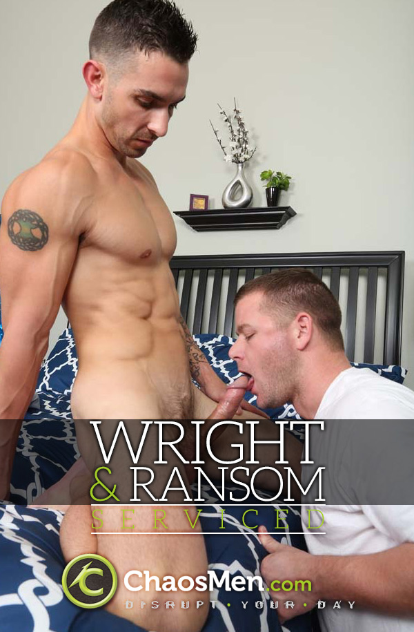 Ransom Services Wright at ChaosMen