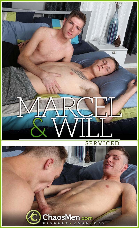 Marcel & Wills Serviced at ChaosMen