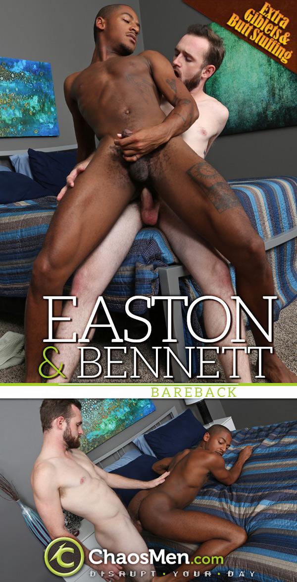 Easton Fucks Bennett (Bareback) at ChaosMen