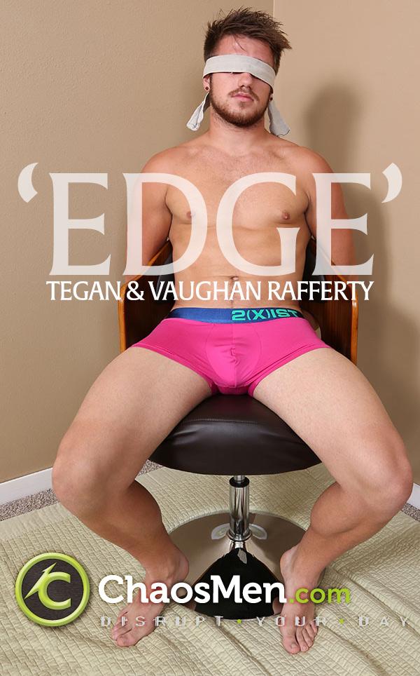 Tegan Zayne & Vaughan Rafferty 'Edge' at ChaosMen