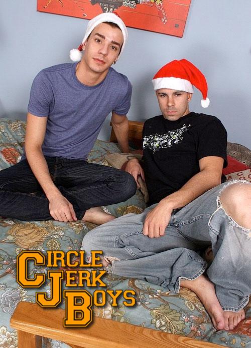 Seth Roberts & Nikko Alexander at CircleJerkBoys