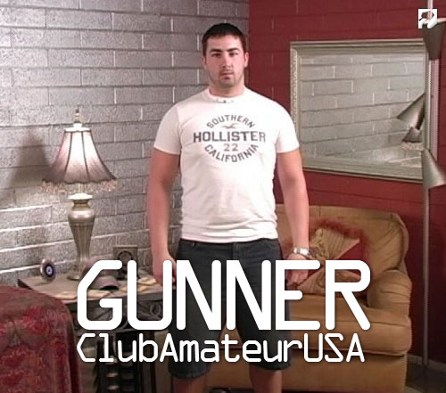 Gunner at ClubAmateurUSA