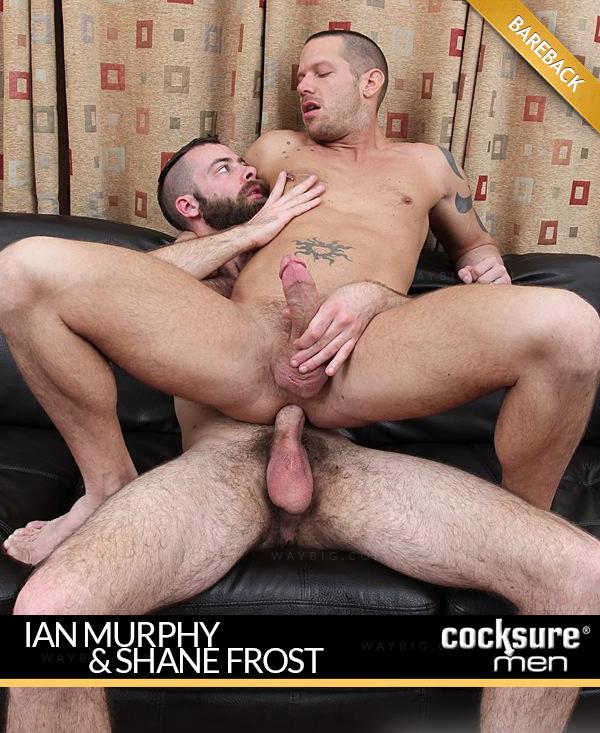 Ian murphy shane frost bareback