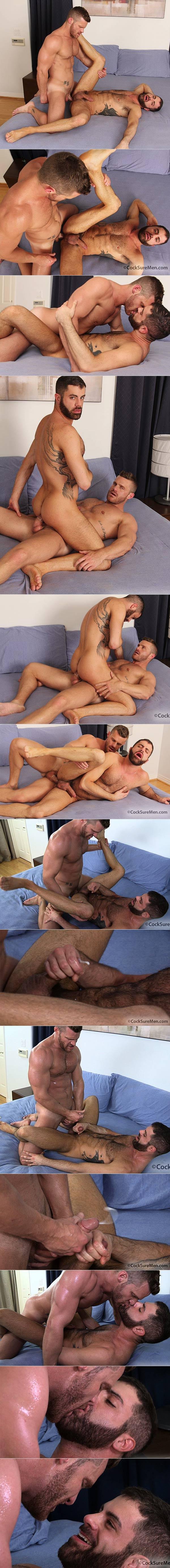 Landon Conrad & Marcus Isaacs at CocksureMen.com