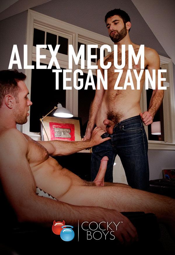 Alex Mecum Fucks Tegan Zayne at CockyBoys.com