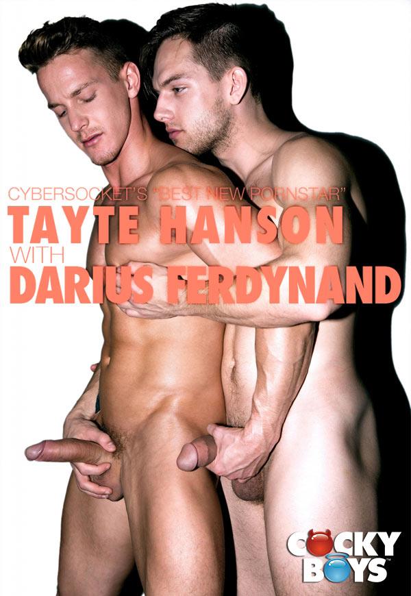 Tayte Hanson & Darius Ferdynand (Flip-Fuck) at CockyBoys.com