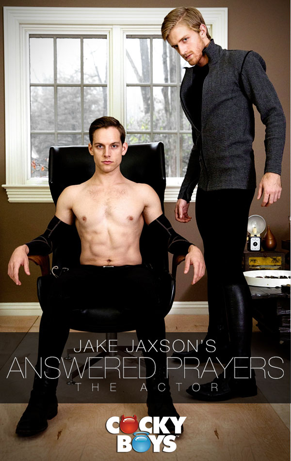 Answered Prayers: The Actor (Tayte Hanson & Levi Michaels) at CockyBoys.com