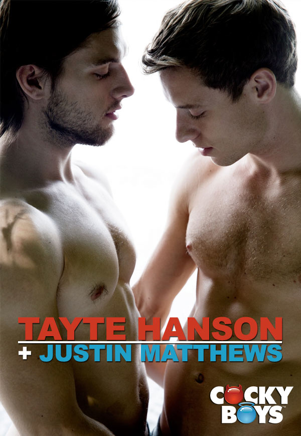 Tayte Hanson & Justin Matthews (Flip-Fuck!) at CockyBoys.com
