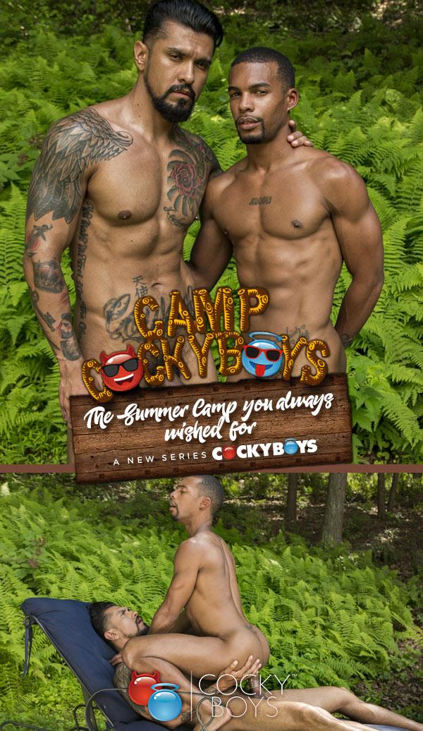 Camp CockyBoys (Boomer Banks Fucks Jacen Zhu) (Scene 5) at CockyBoys.com