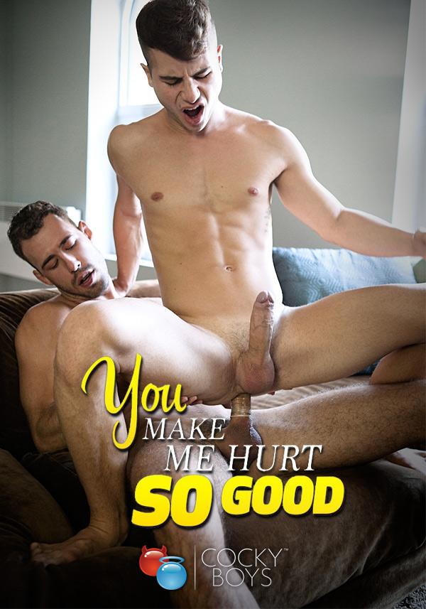 You Make Me Hurt So Good (Brandon Jones Fucks Allen King) at CockyBoys.com