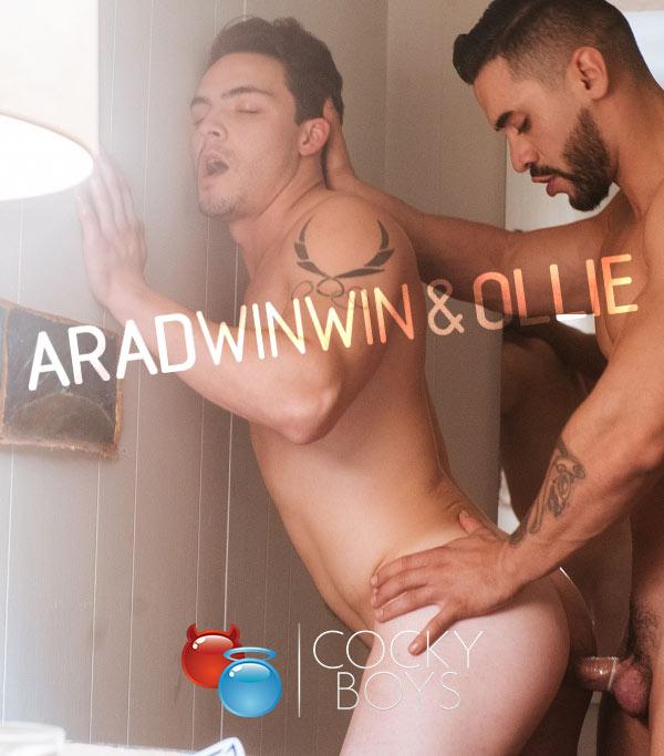 Arad Winwin Fucks Ollie at CockyBoys.com