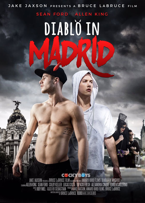 Diablo In Madrid (Allen King, Colby Keller and Sean Ford) at CockyBoys.com