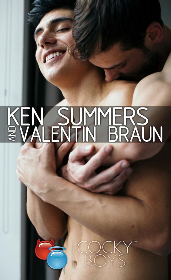 Ken Summers & Valentin Braun (Flip-Fuck)! at CockyBoys.com