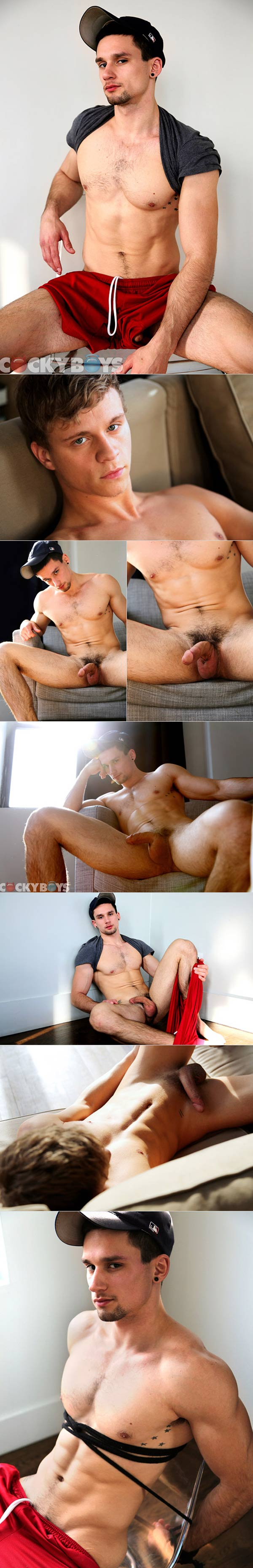 Anthony Romero Drills and Spills On Max Ryder! at CockyBoys.com