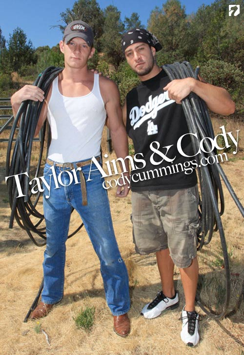 Cody & Taylor Aims at CodyCummings.com