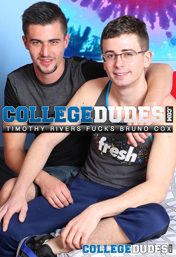 Timothy Rivers Fucks Bruno Cox at CollegeDudes.com
