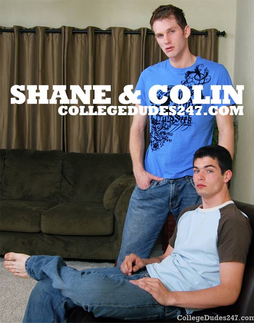 Shane Fucks Colin Stride at CollegeDudes247