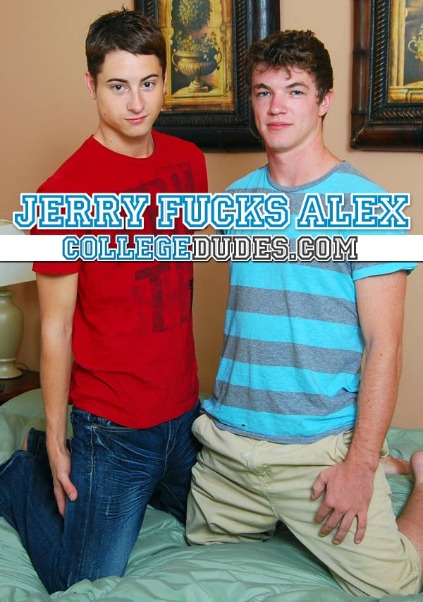 Jerry Ford Fucks Alex Vaara at CollegeDudes.com