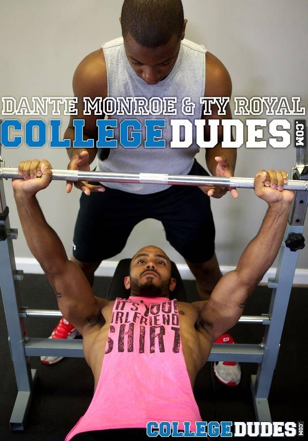 Dante Monroe & Ty Royal at CollegeDudes.com