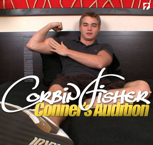 Connor's Audition at CorbinFisher