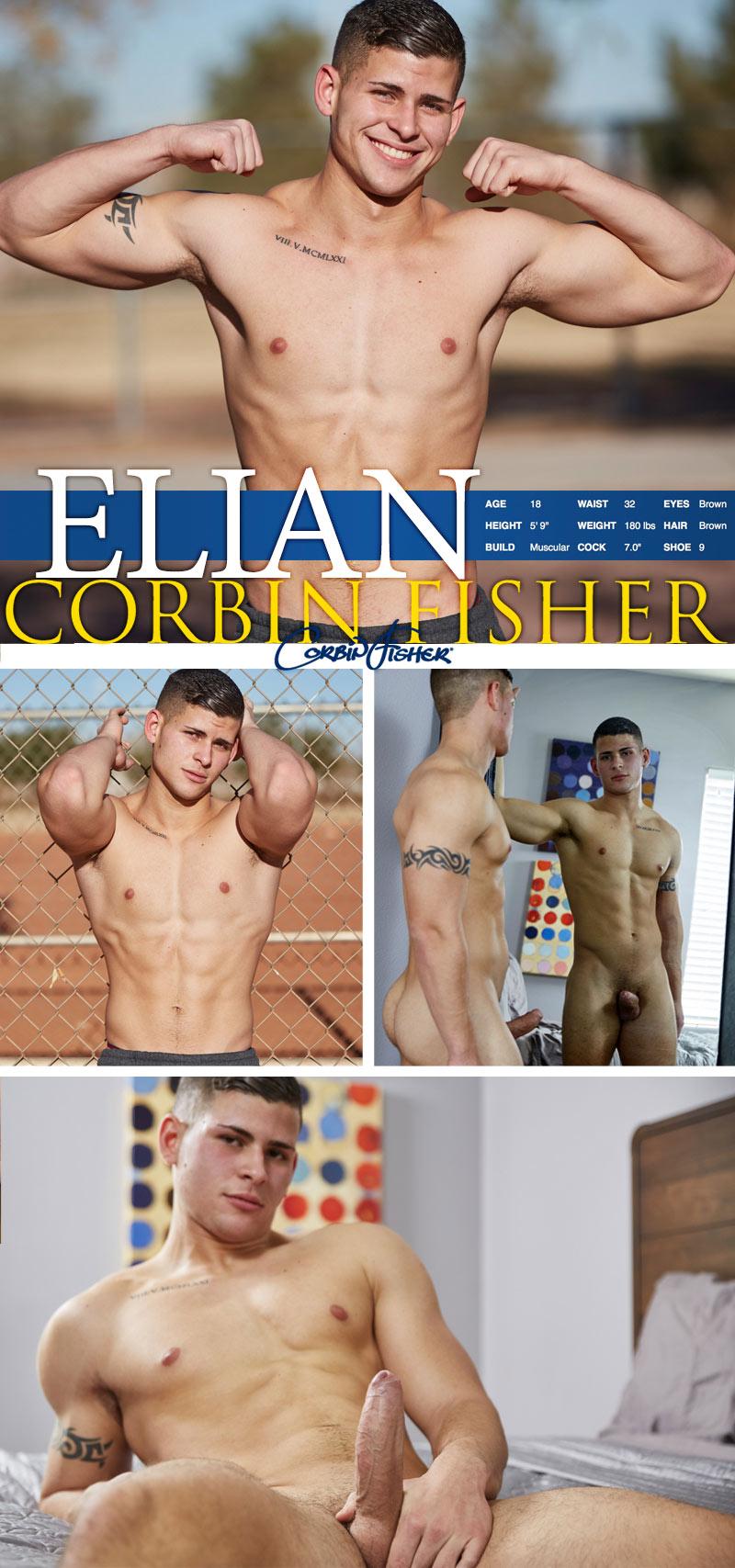 Elian at CorbinFisher