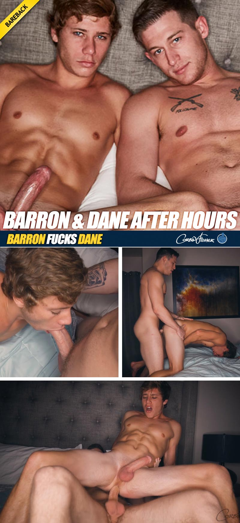 Barron & Dane After Hours at CorbinFisher