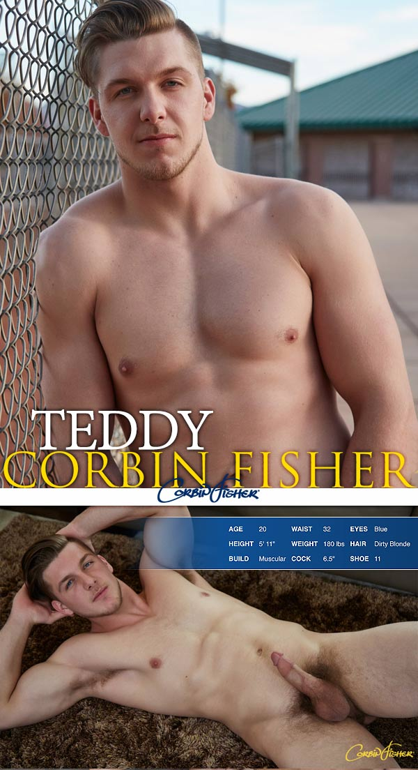 Teddy at CorbinFisher