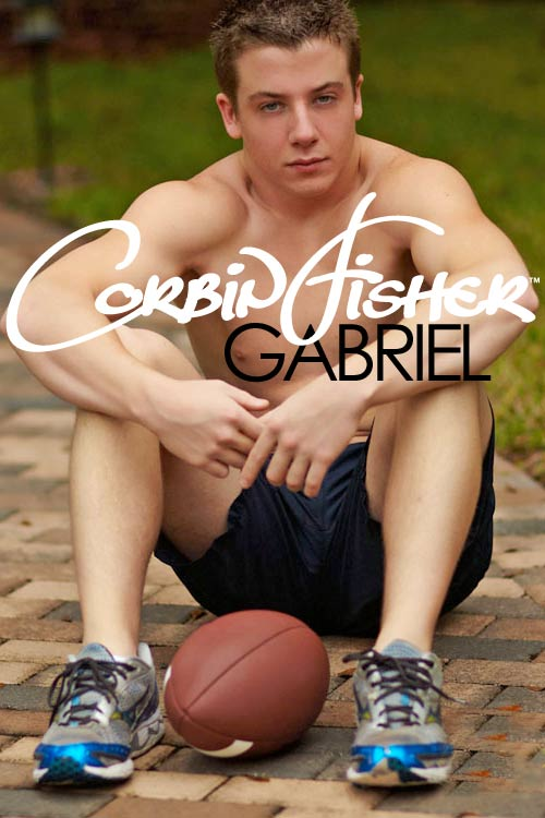 Gabriel at CorbinFisher