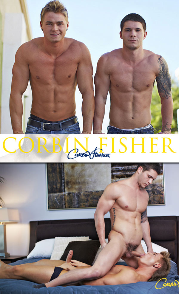 Tyson Gets Fucked (Connor & Tyson) (Bareback) at CorbinFisher