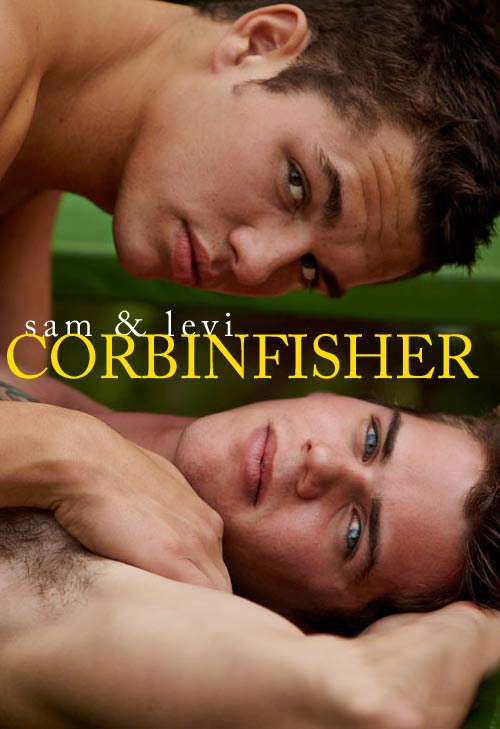 Sam & Levi (Sam's First Time) at CorbinFisher