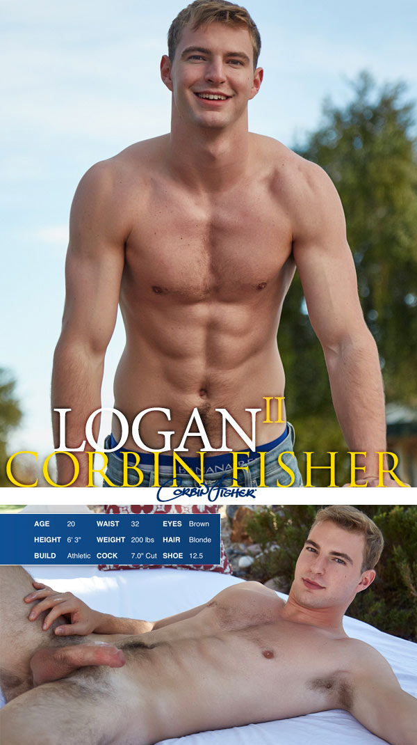Logan (II) at CorbinFisher