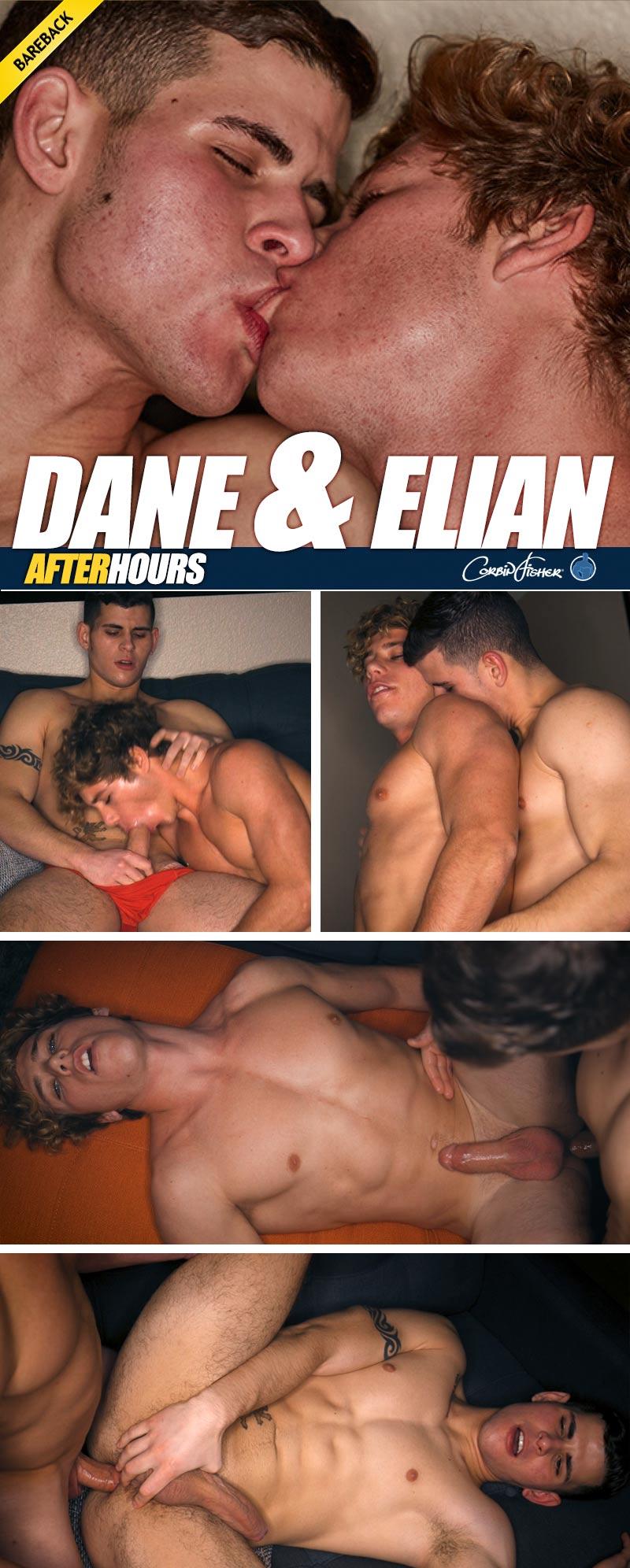 Dane & Elian 'After Hours' Flip-Fuck at CorbinFisher