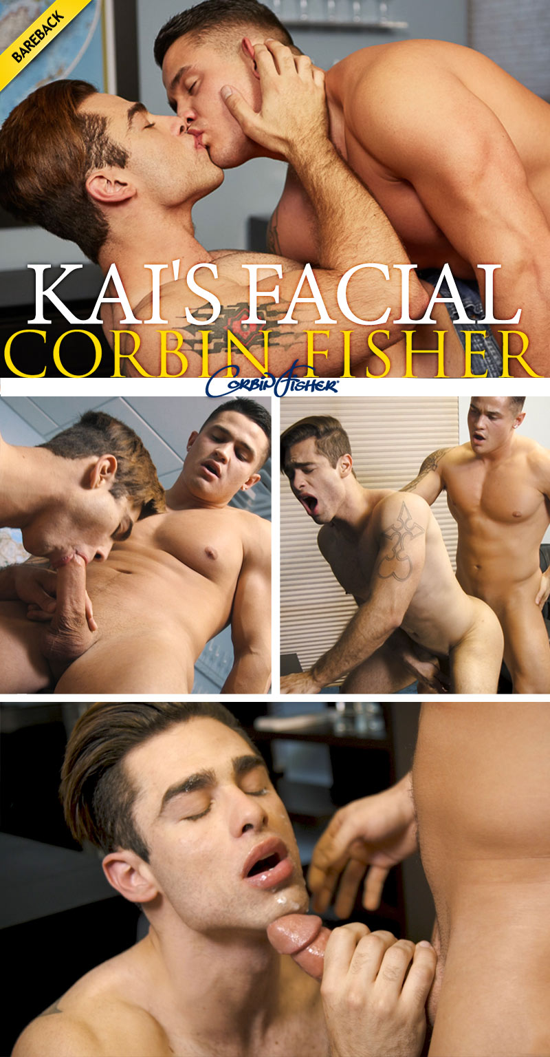 Kai's Facial (Colt Fucks Kai) at CorbinFisher