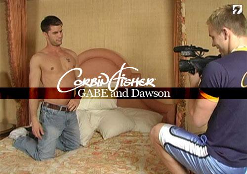 Gabe and Dawson at CorbinFisher