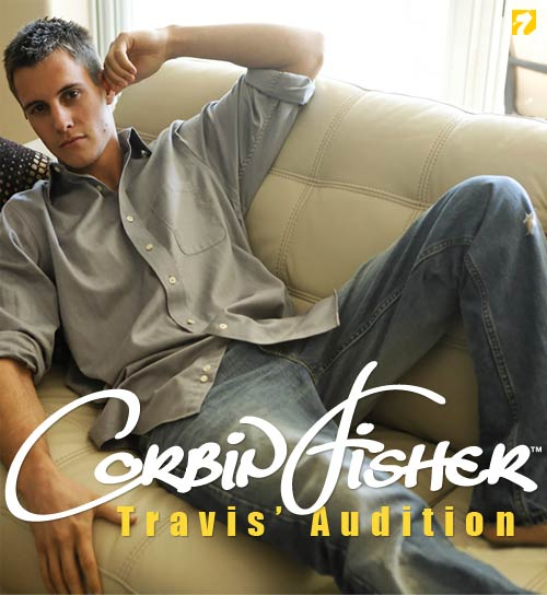 Travis' Audition at CorbinFisher