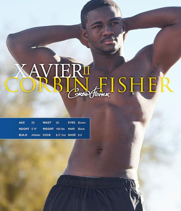 Xavier (II) at CorbinFisher
