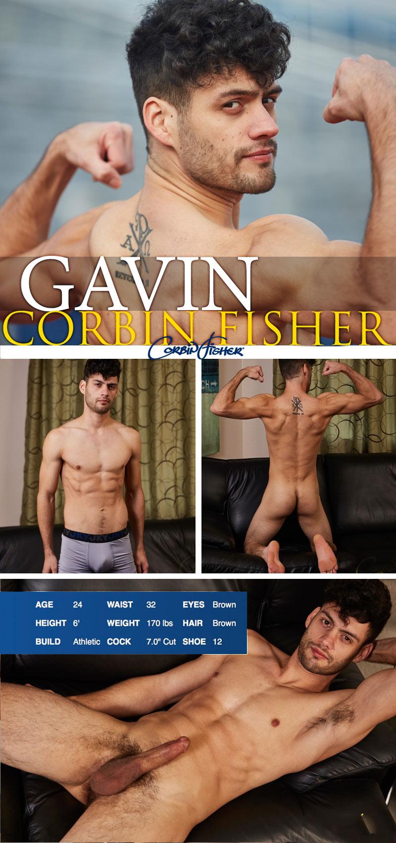 Gavin at CorbinFisher