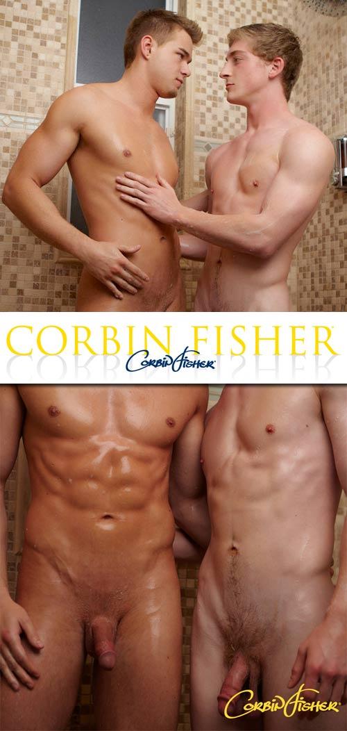 Jarrett Fucks Connor at CorbinFisher