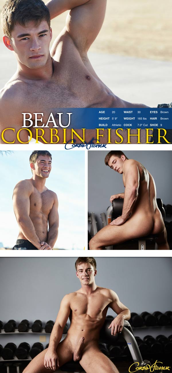 Beau at CorbinFisher