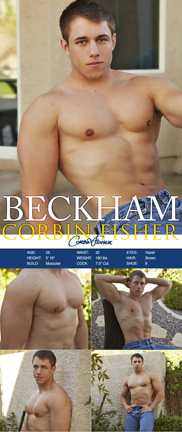 Beckham at CorbinFisher