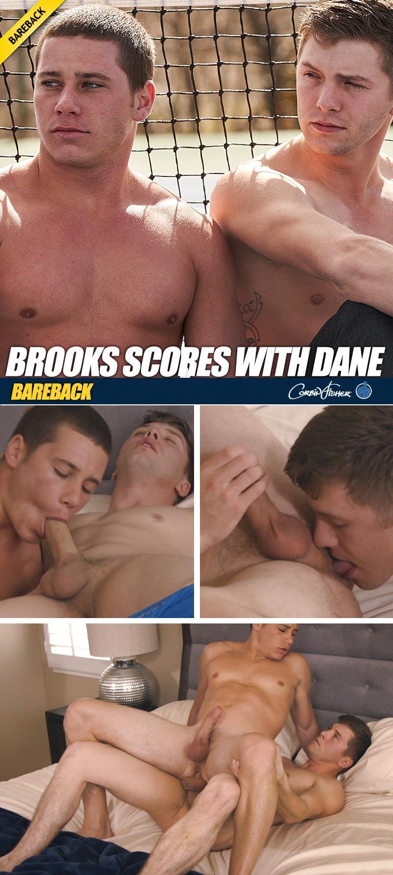 Brooks Scores With Dane [Bareback] at CorbinFisher