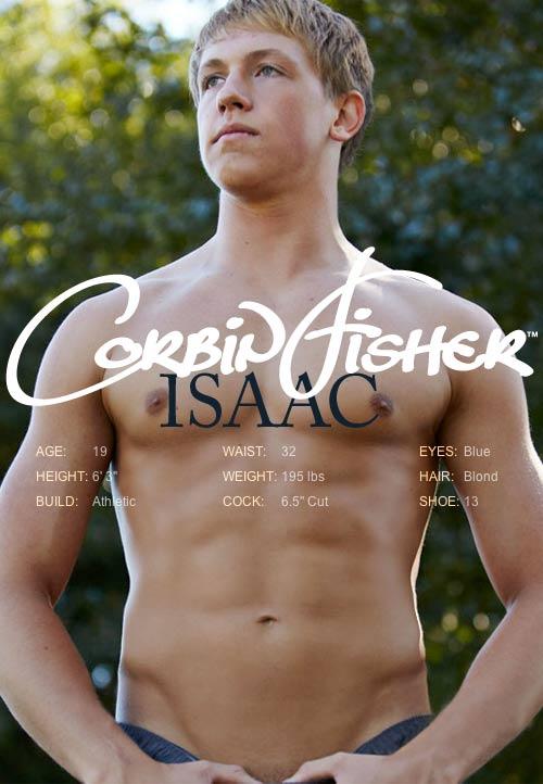 Isaac at CorbinFisher
