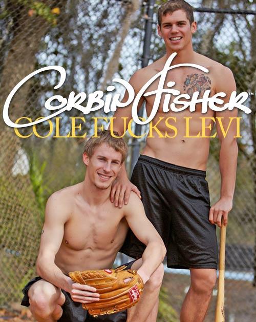 Cole Fucks Levi at CorbinFisher