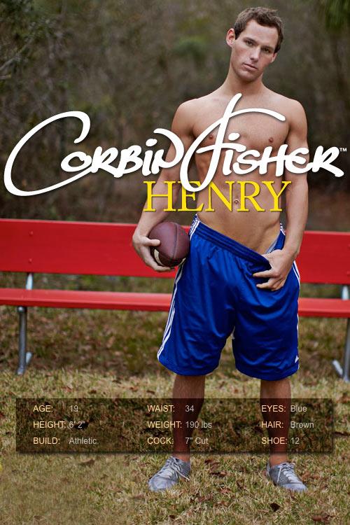 Henry at CorbinFisher