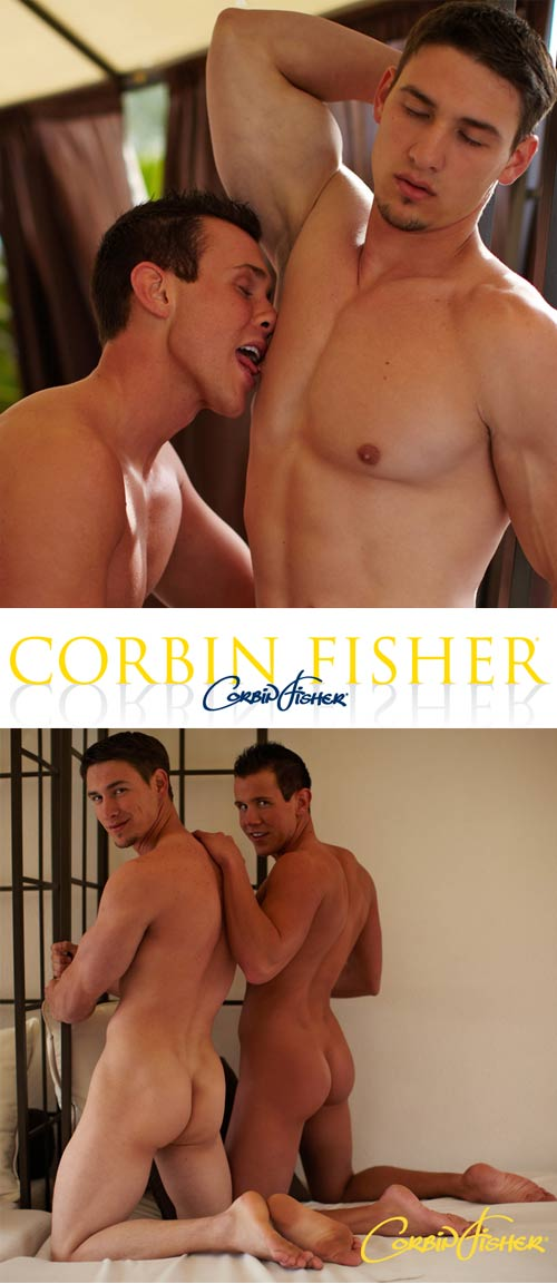 Cain Fucks Quinn at CorbinFisher
