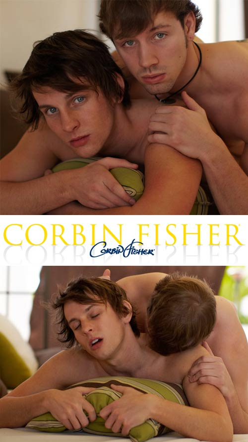 Rudy & Justin (Rudy's First Time) at CorbinFisher