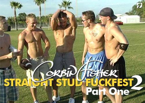 Straight stud fuckfest